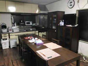 食堂兼キッチン